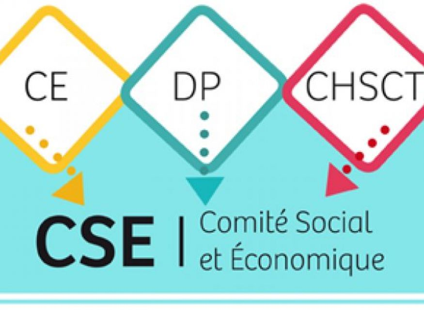 """Les Trois Instances des représentants du personnel fusionnent pour devenir le   """"CSE""""..."""